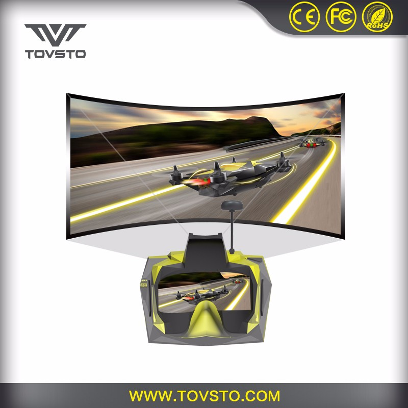 Hot Cake TOVSTO 1080P FPV 7 inch Screen 32 Channel 5.8G Wireless Eyewear For Quadcopter