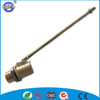 1/2 brass vertical water trough float valve
