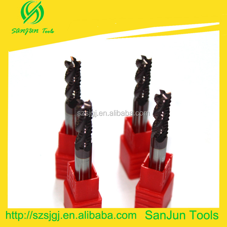 tool cutter face profile milling tools insert carbide