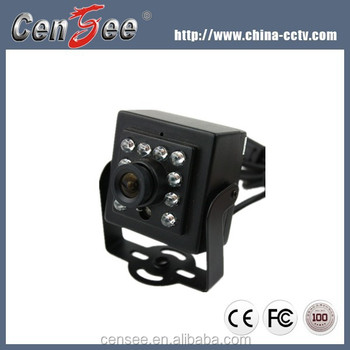 Night Vision Camera 40*40mm 2.0 Megapixel Super Mini IP Camera Hidden With IR Cut