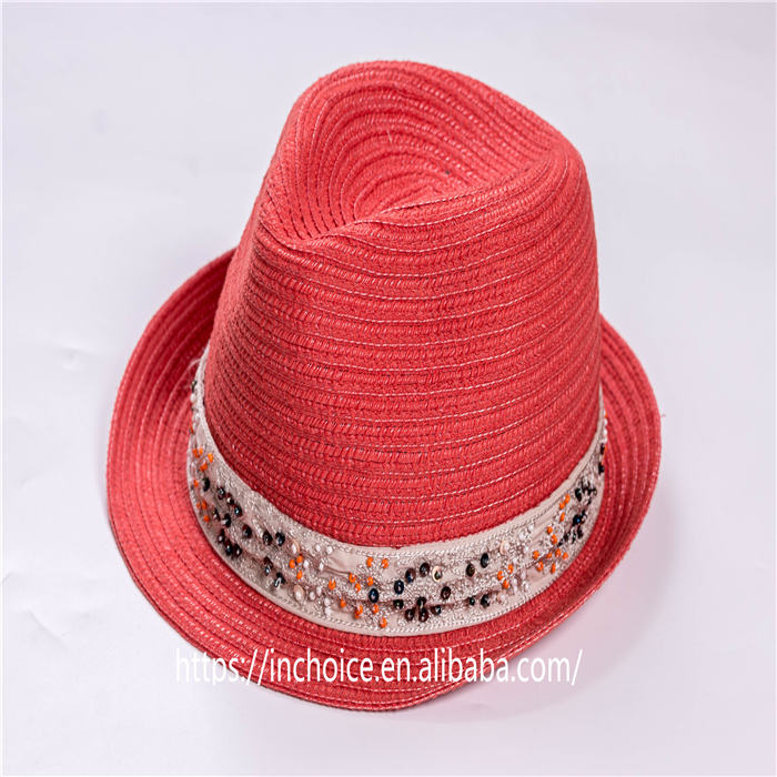 Holiday Travel Girls Summer Flower Floral Beach Sun Straw Hat Cap