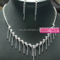 Crystal Cup Chain Childrens Fashion Accessories