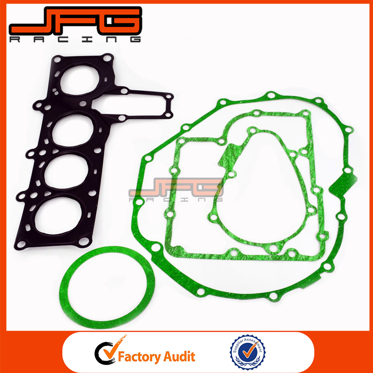 Motorcycle New Cylinder Complete Gasket Engine Set For Honda Hornet 31 Racing Sports Parts