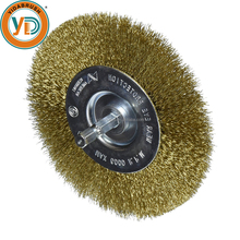 abrasive steel angle grinder wire wheel brush