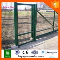 ISO9001 Gates And Steel Fence Design