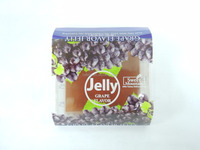 Sweet fruit flavor grape flavor jelly pudding