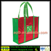 laminated non woven bottles tote bag
