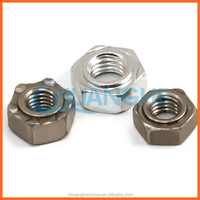 Famous and Reliable alibaba 8 grade china aluminum weld nut at reasonable prices , OEM avalable