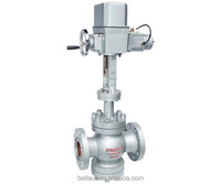 Electric water flow control valve 15mm, motorised regulating valves