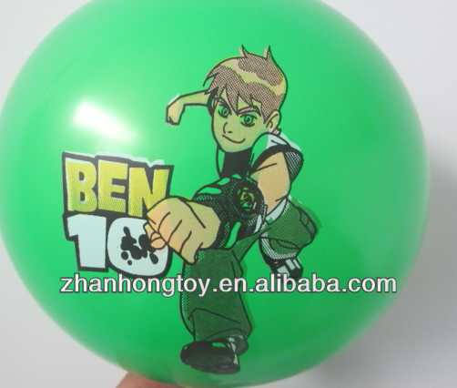 2014 12 inches cartoon character design latex balloon
