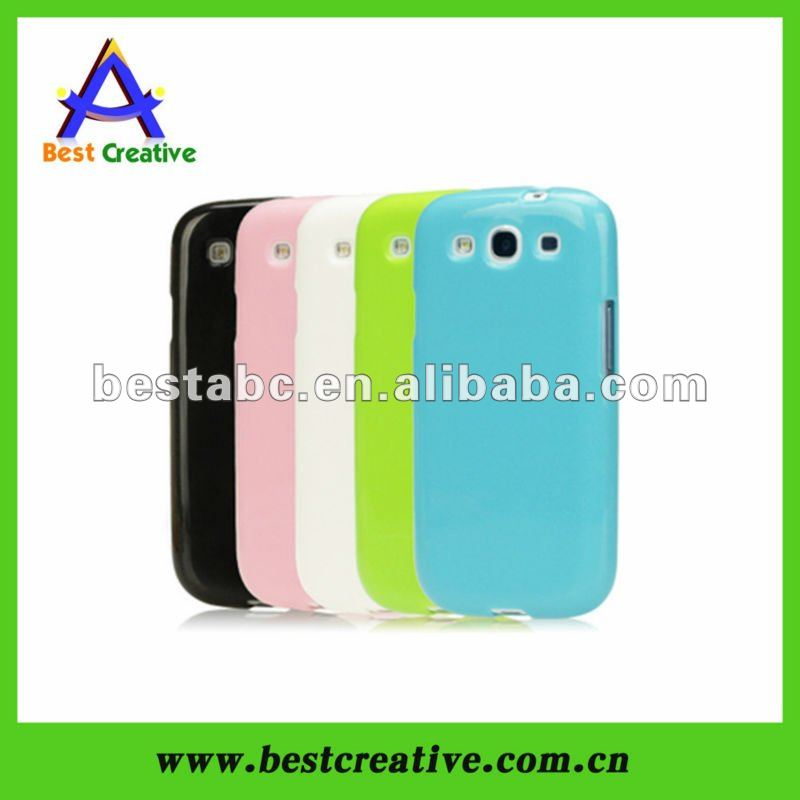 Full Color Cover For Samsung Galaxy S3
