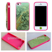 laser engraving skin case cover for iphone 5 5s