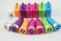 whole factory supplier battery charger us eu plug travel portable charger cell phone car charger