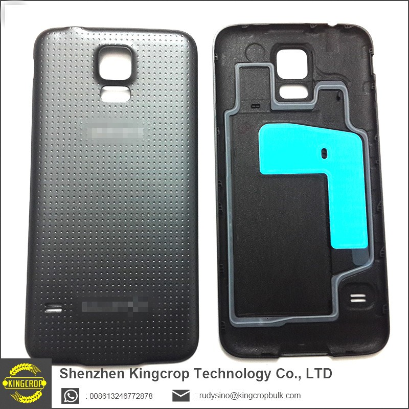 Original Battery Door Back Housing Cover Replacement Case for Samsung Galaxy S5 G900 G900F G900T