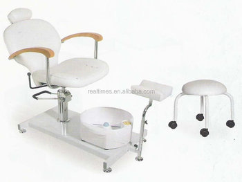 Wt 8233 Pedicure Foot Spa Massage Chair Used For Sale