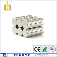 Super Strong Disc Cylinder Rare Earth Neodymium Magnets