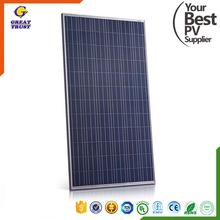 solar panel 100v 240w solar panel solar panel brazil made in China
