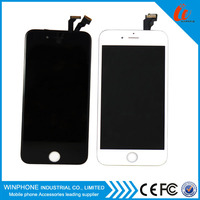 New lcd for iphone 6 screen digitizer, high quality lcd screen for iphone 6 lcd