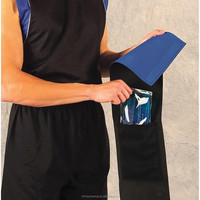 Back and Waist Hot and Cold Gel Pad Therapy Wrap Neoprene Compress Back support Wrap Cold/Hot
