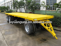 Tow Dolly Flatbed Full Trailer (30ton)