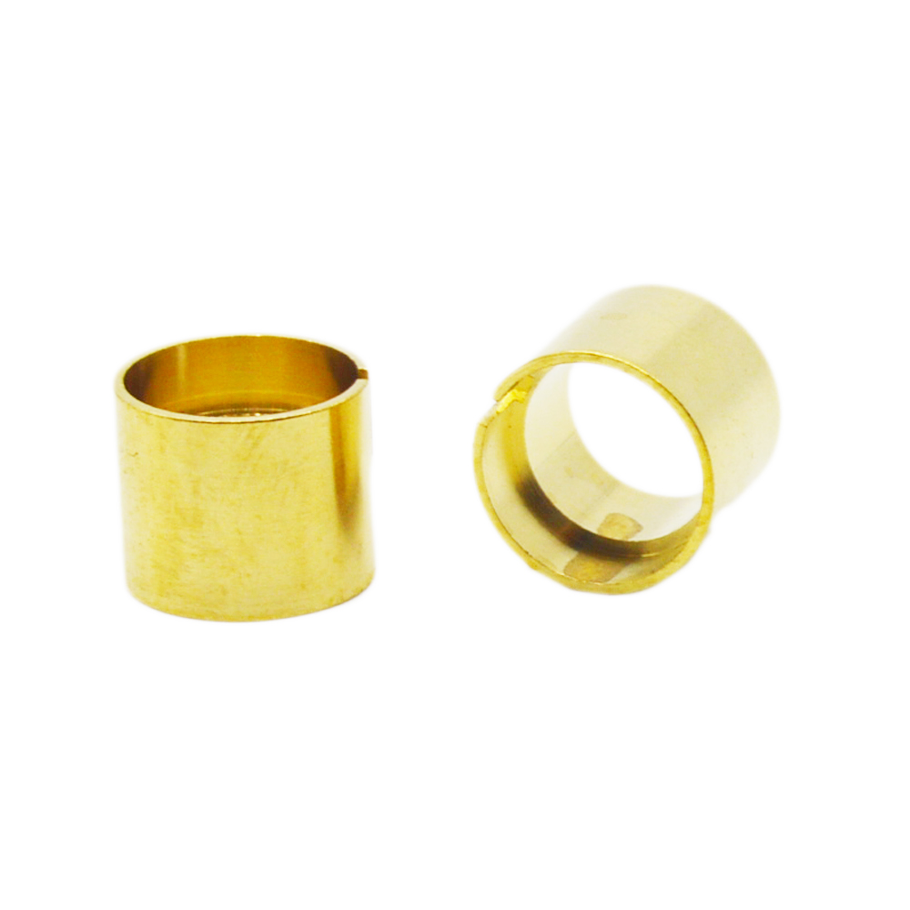 Custom Brass Metal cover CNC Lathe Machine Parts and Function