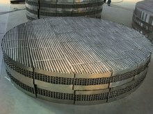 New product 2017 Metal structured packing perforated plate corrugated used in refinery plant With Long-term Service