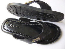 new design for men slipper in pcu with good price