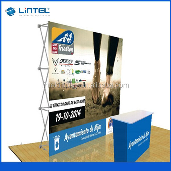 trade show backdrop exhibition booth 10x10