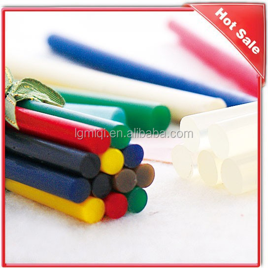 Melt silicone glue stick