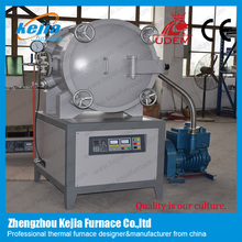 CE-approved 1700 deg.C vacuum furnace for microstructure and microhardness of cold sprayed Cu-4Cr-2Nb alloy coating