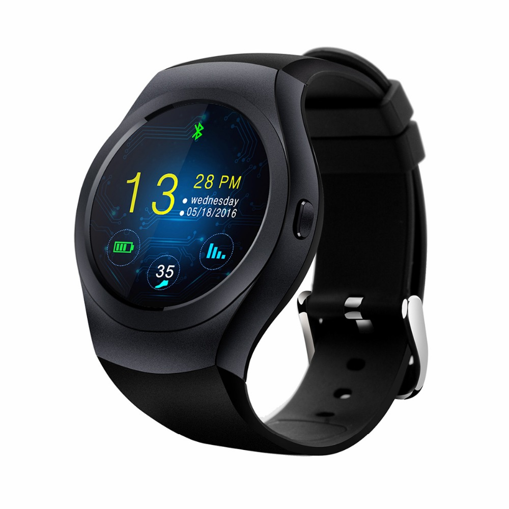 "1.33"" IPS China New MTK2502C Smart Hand Watch Mobile phone Price"