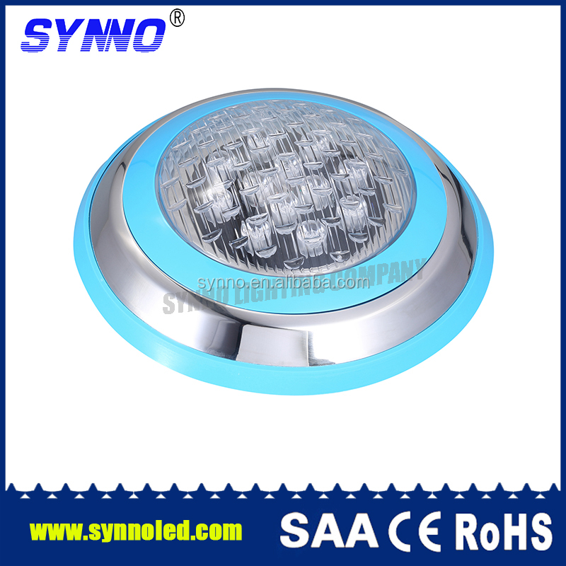 Top selling popular underwater lamp 9W 900LM LED swimming pool light with good price for pool free sample