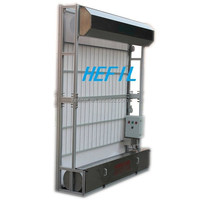 various filter media stable and metal Automatic roll filter industry pre filter (email:filter01@hefil.com)