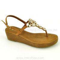 RMC fancy design latest sandals for women
