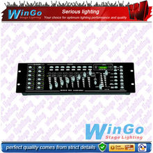 DMX 192 disco lighting console / DMX512 controller