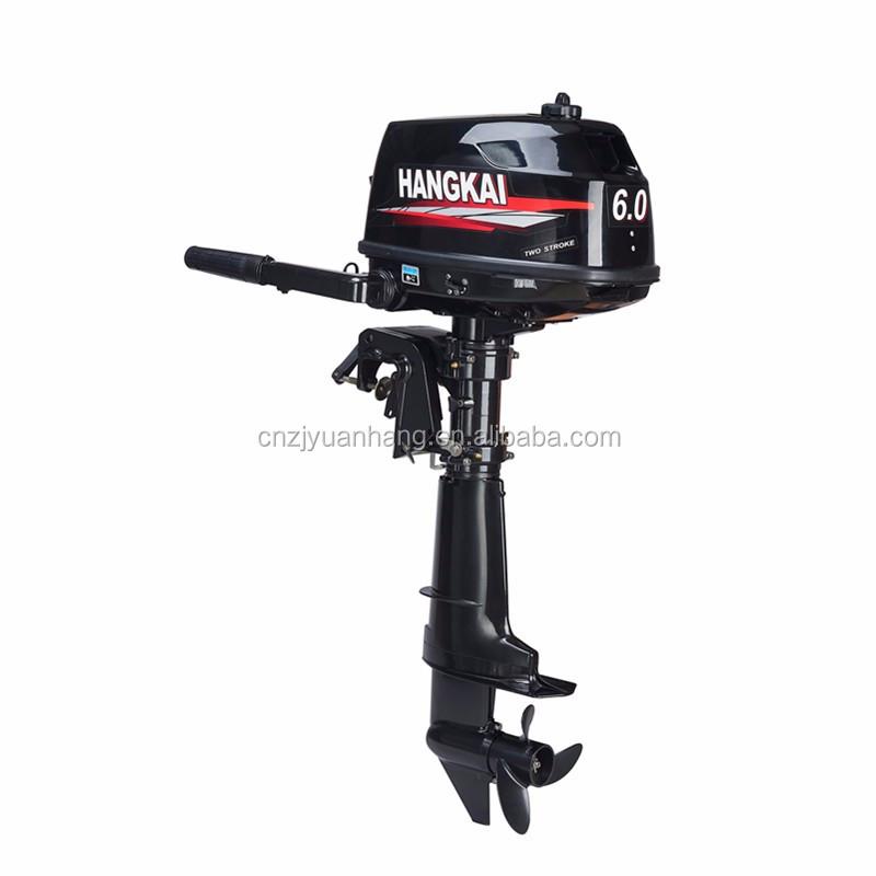 Hangkai 6hp 2 stroke marine boat engine outboard buy for Hangkai 3 5 hp outboard motor manual