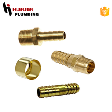 JH1181 garden hose brass fitting 10mm hose barb fittings 14mm brass fittings