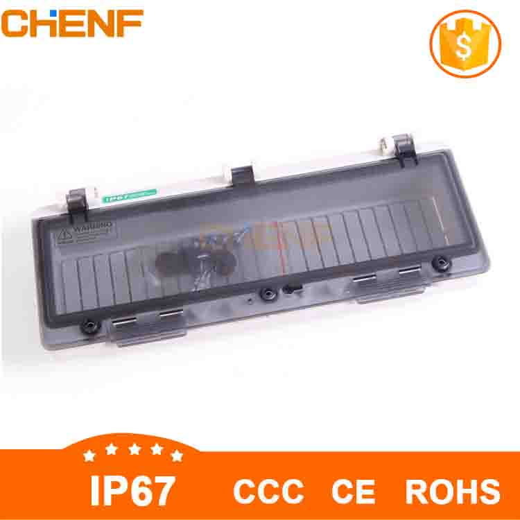OEM electrical box enclosure protection window hood clear power IP67 waterproof window cover