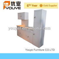 Modern Durable Ready Made Kitchen Cupboard With Door Handles Wholesale