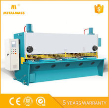 china factory CHINA CNC 2500mm guillotine power steering flush machine