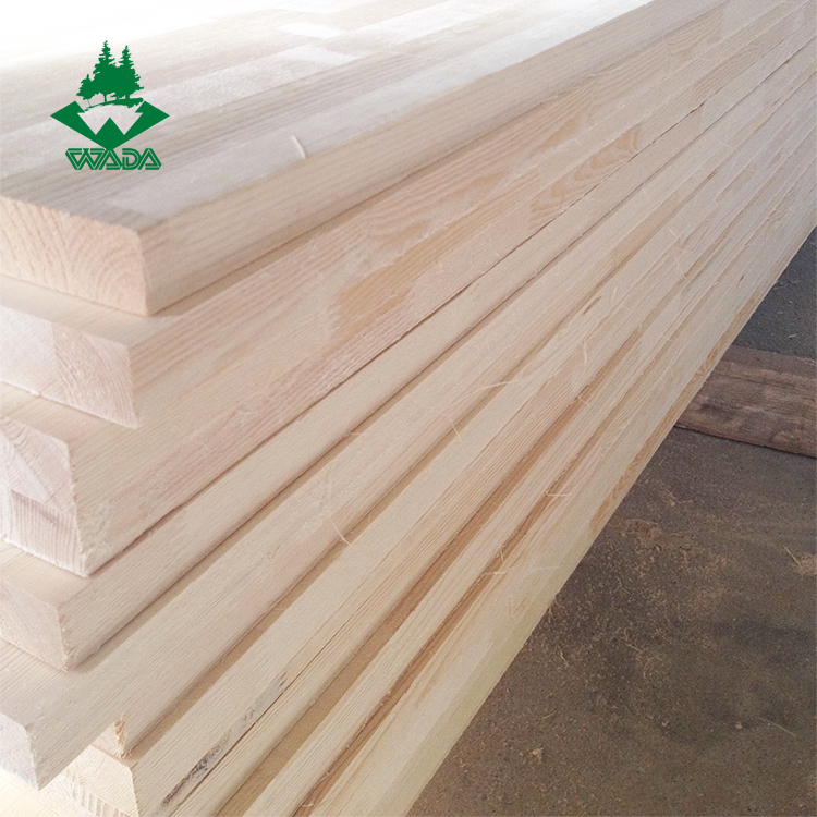 High quality Radiata Pine finger joint laminated board