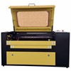 China hot sale 50w laser engraving cutting machine for wood acrylic non metal