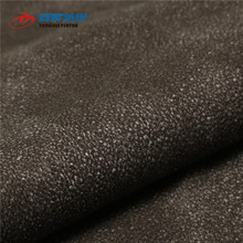 China Manufacturer Competitive Colourful Polyester Upholstery Linen Look Fabric