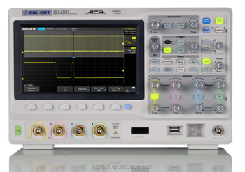SIGLENT New SDS2304X Super Phosphor Oscilloscope | MSO function | Higher performance