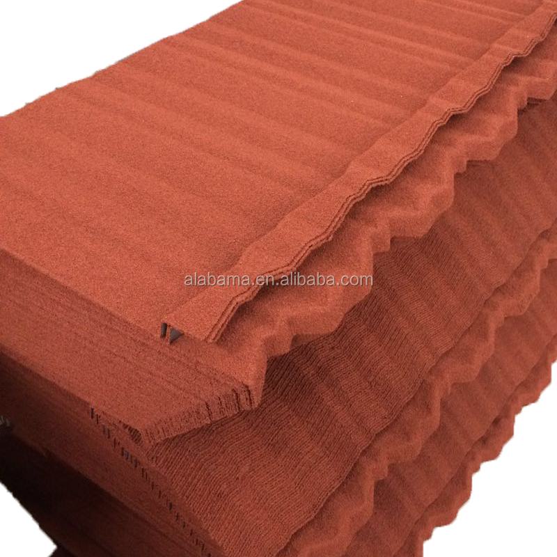 05 Professional manufacturer and exporter roof tile sandwich panel aluminium roofing, stone coated chip steel roof tile