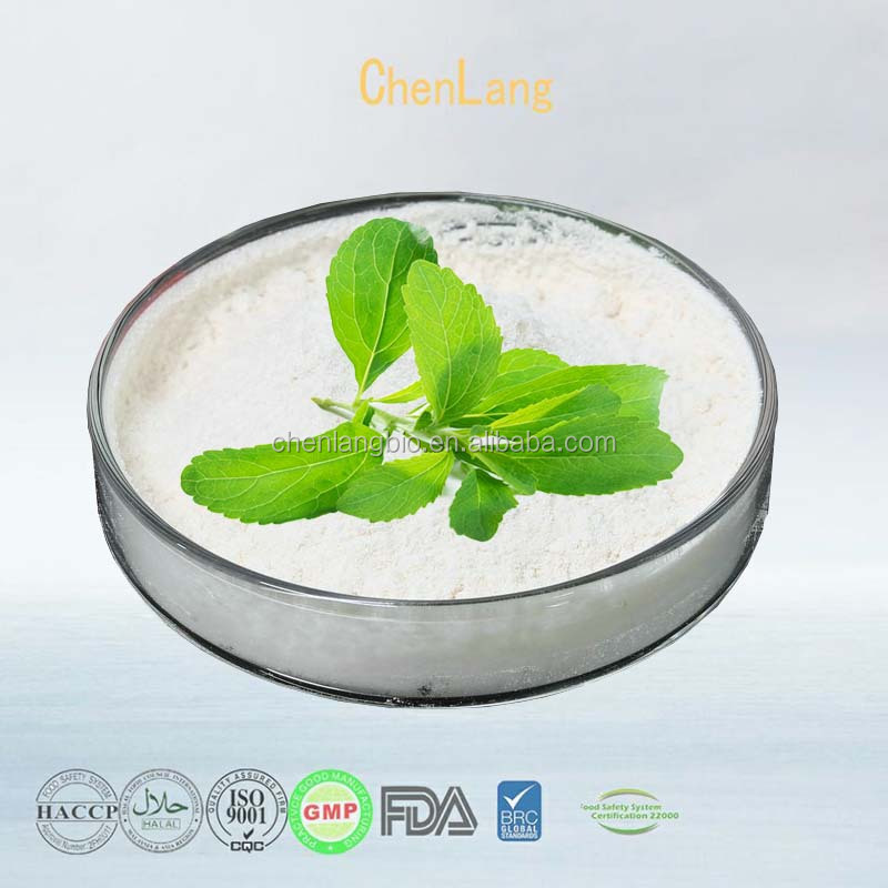 Good Supplier Offer Pure Nature Plant Extract Stevia Liquid 5%-98% With Best Price Organic Stevia