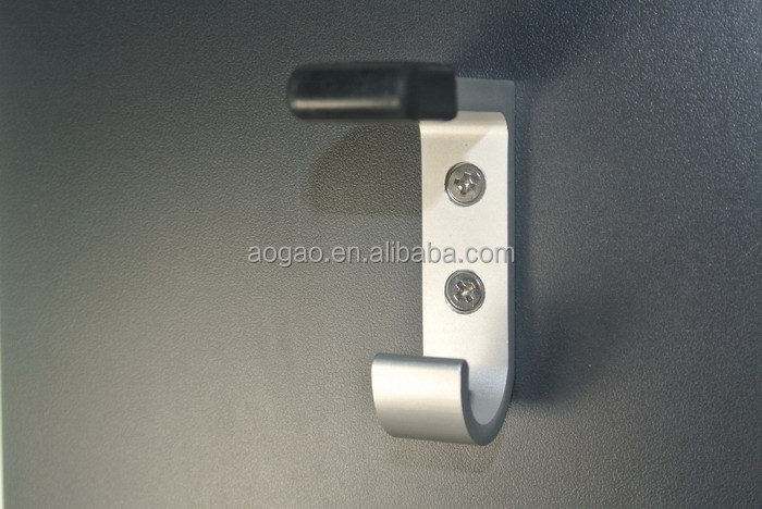 Aogao 14 series aluminum commercial bath partition hardware