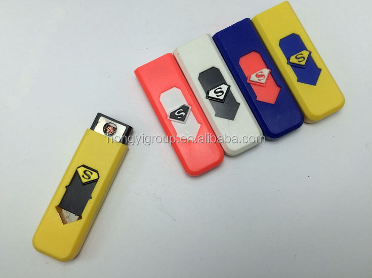Portable Electronic USB Rechargeable Cigarette Lighter