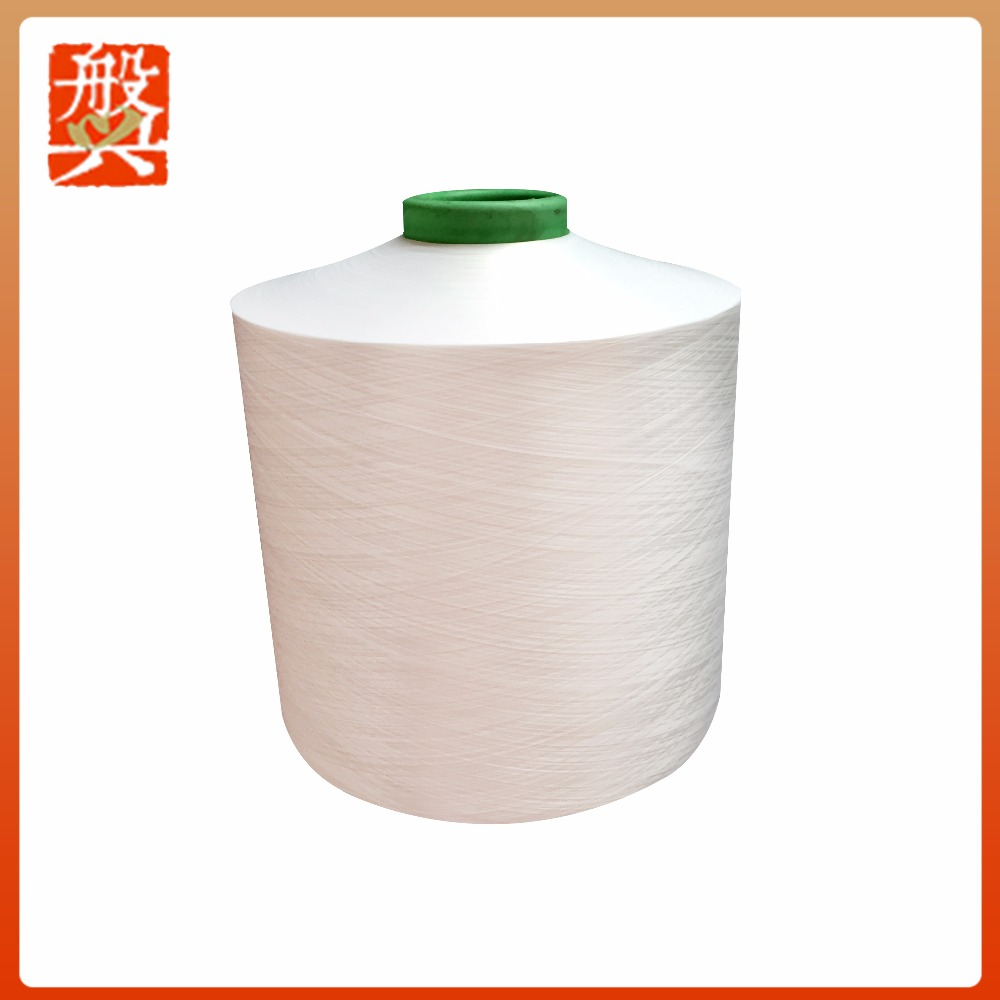 OEM Non Intermingled Textured Dyed Polyester Fiber Yarn