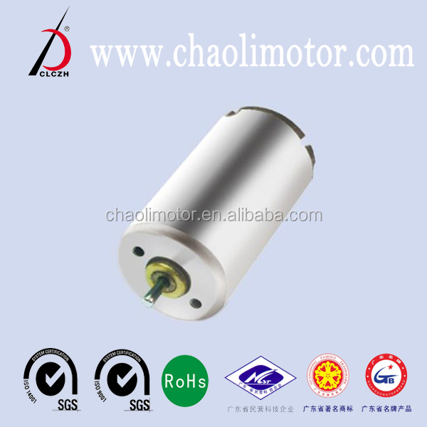 2014 hot sale 7.2v CL-1630 Coreless DC Motor from China Used in Beauty Apparatus and Cell Phone